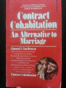 Contract Cohabitation Softcover