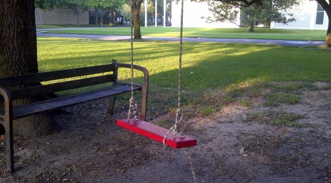 Empty Swing 9.26.12