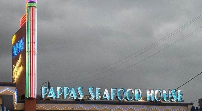 Pappas Seafood House Houston