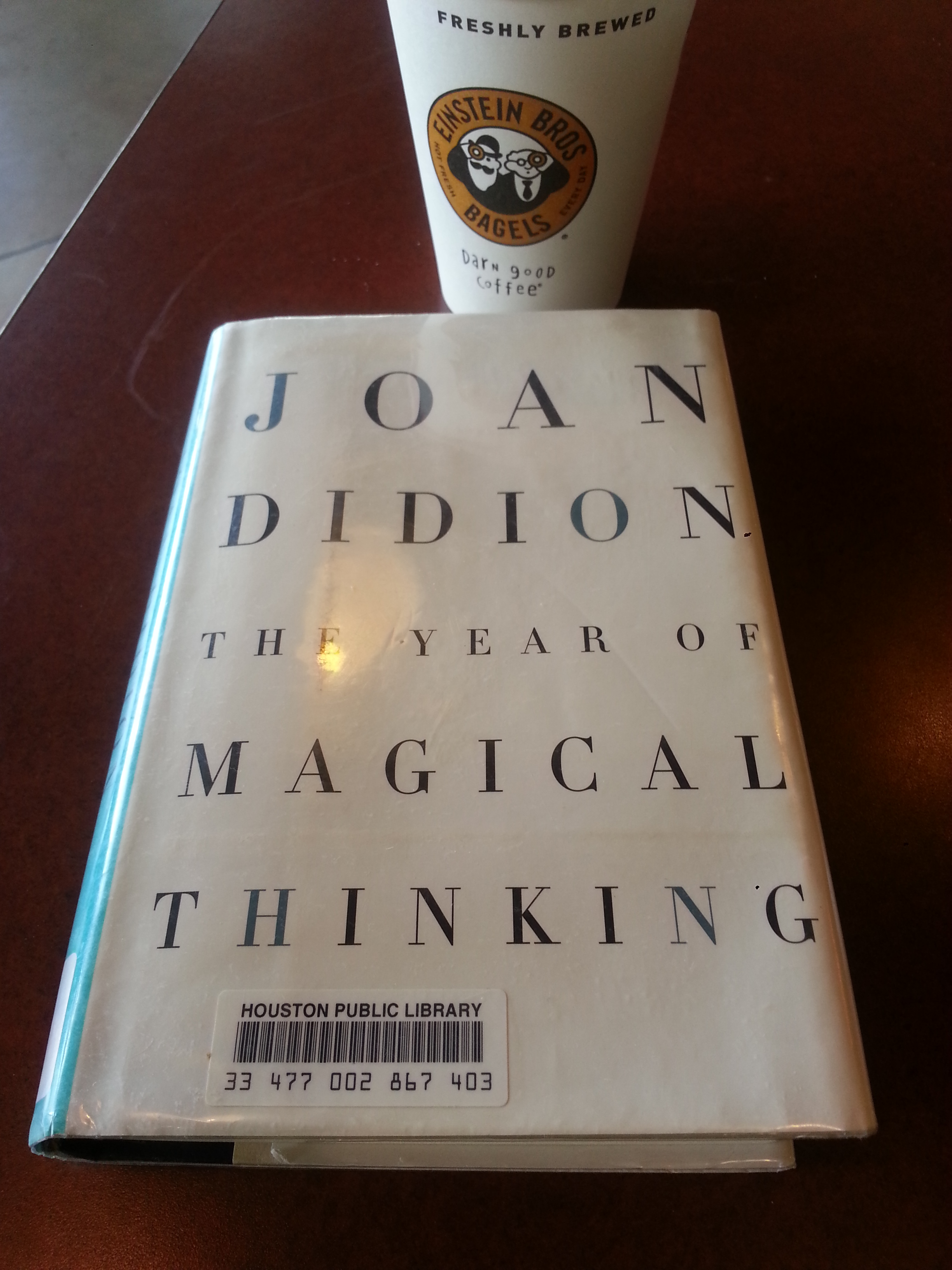 The Year of Magical Thinking by Joan Didion   Gretchen Van ...